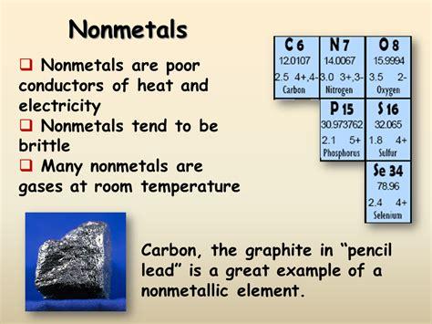 element classes  chemistry