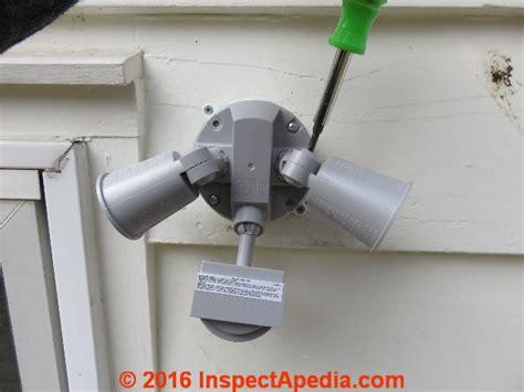 motion sensor light repair motion sensor flood light wiring diagram efcaviation com
