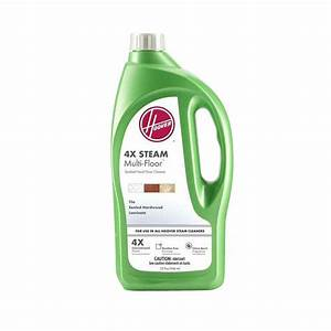 Hoover 32 oz 4x steam multi floor sealed hard floor for Hoover multi floor cleaner