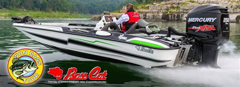 Bass Cat Boat Parts by Bass Cat Named Exclusive Boat Sponsor For 2017 Won Bass