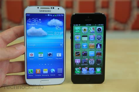 iphone s4 iphone 5 vs samsung galaxy s4
