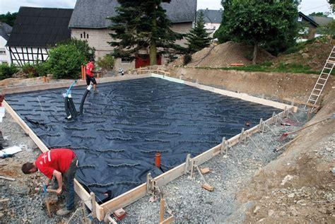 Bodenplatte Haus Dicke by Bodenplatte Als Basis F 252 R Ihr Haus I Glatthaar Fertigkeller