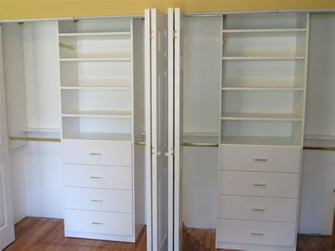 reach in closets closet traditional with built in storage