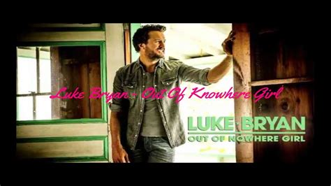 Out Of Nowhere Girl (lyrics Hd)
