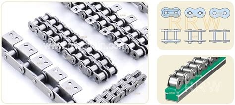 Roller Chains Steel Drive Chain Transmission