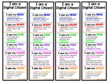 digital citizenship  elementary students   book