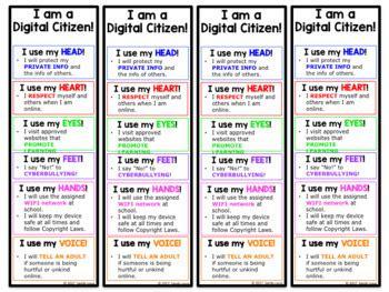 digital citizenship  elementary students   book