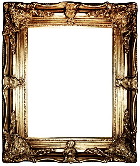 Clipart Photo by Antique Picture Frame Clipart Clipart Collection