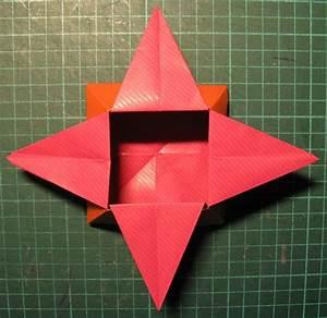 Origami Facile Noel : origami facile boite noel ~ Melissatoandfro.com Idées de Décoration