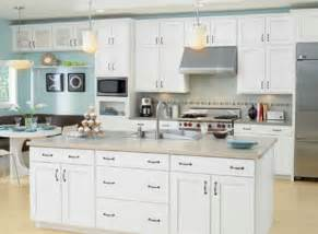 white kitchen cabinets how to realize this design