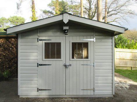 secure garden sheds how to secure your garden shed with crane garden buildings