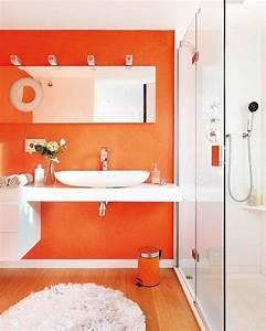 les 25 meilleures idees de la categorie couleur salle de With comment faire la couleur orange en peinture 7 diy deco comment accrocher des photos avec style