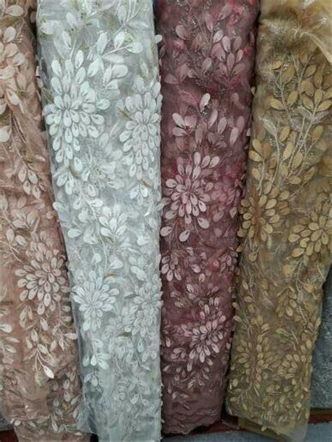 jual bahan tile  kain tile bahan kebaya bidang