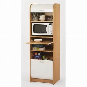 Meuble Cuisine Micro Onde : grand meuble micro onde meuble de cuisine beaux meubles pas chers ~ Teatrodelosmanantiales.com Idées de Décoration