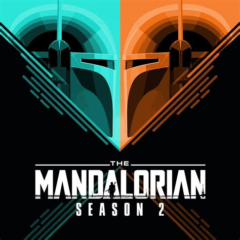 The Mandalorian Season 2 Poster Edit by @geek_carl - - # ...