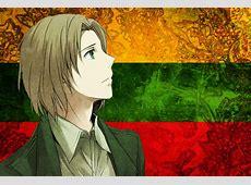 Lithuania Axis Powers Hetalia Zerochan Anime Image Board
