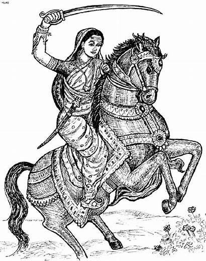 Ki Clipart Rani Jhansi