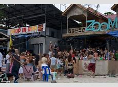 British man drowns at full moon beach party on island of