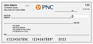 Pnc Bank Check