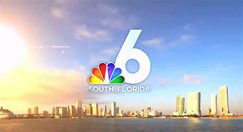 Nbc South Florida Debuts New Set, Graphics, Brand