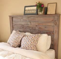 Wooden Headboard Plans 11 easy and budget friendly diy pallet headboards