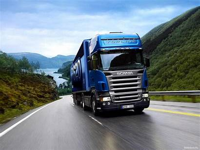 Scania Wallpapers Truck Screen