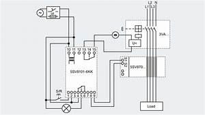 Shunt Trip Breaker Wiring Diagram