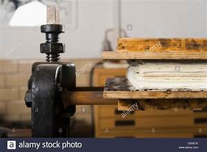 Copperplate Printing Press Stock Photos  U0026 Copperplate