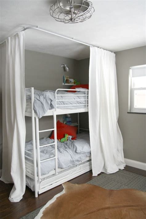 Bunk Bed Drapes - 17 best images about discover flex tracks on