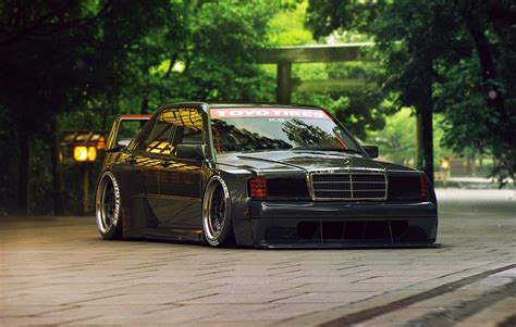 Mercedes benz w124 wagon #cars #star #love #street #vintage #mercedes #mb #carlbenz #benz #wheels #amg #gt #tour #art #design #driver. black sedan #Mercedes-Benz #Tuning #Future #190E by Khyzyl Saleem #1080P #wallpaper #hdwallpaper ...