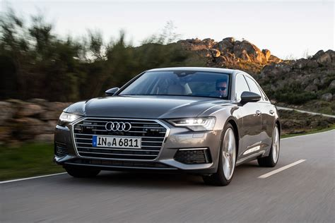 Review Audi A6 by New Audi A6 2018 Review Auto Express
