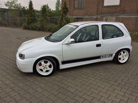 9 Besten Opel Corsa B Gsi Komplett Aufbereitet Von Mr