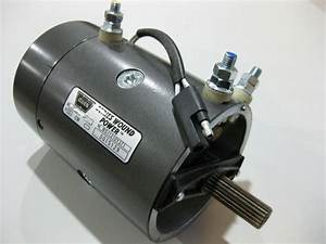 Genuine Warn 68773 New Replacement 12 Volt Electric Winch