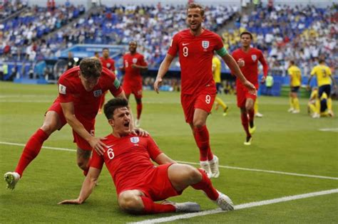 World Cup 2018: England beat Sweden 2-0 to advance into ...