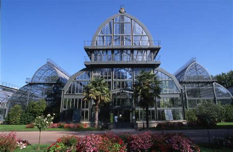 bureau qui se ferme le jardin botanique du parc de la tête d 39 or lyon 6ème