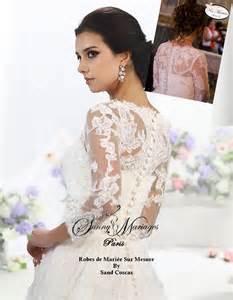 robe de mariã e manche dentelle robe de mariée dentelle longue manche mariage