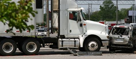 Car Vs. Truck Accident Compensation Claims