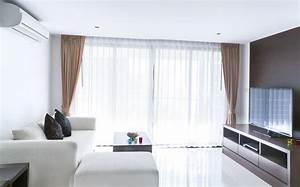 Gardinen im wohnzimmer for Gardinen wohnzimmer