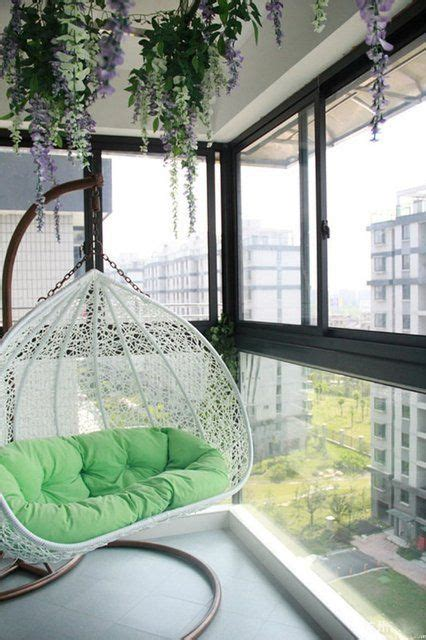 balcony hammock small balcony design hanging chair balcony design