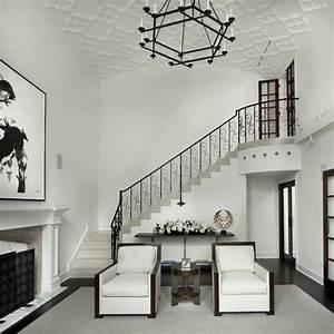 Rambarde Fer Forgé : rampe d 39 escalier 59 suggestions de style moderne ~ Dallasstarsshop.com Idées de Décoration