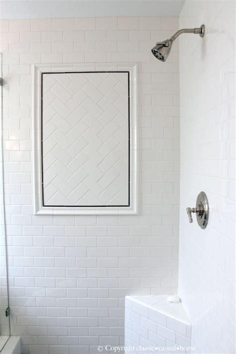 Herringbone Pattern Subway Tiles Design Ideas