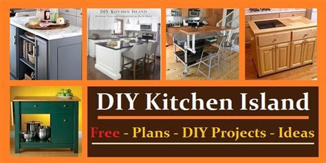 Kitchen Island Plans & Ideas   Construct101