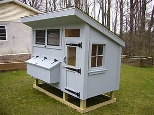Free Chicken Coop Plans Coop Construction Details