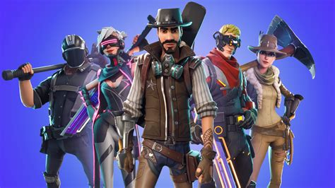 Fortnite : Save the world, le free-to-play repoussé à 2019 ...