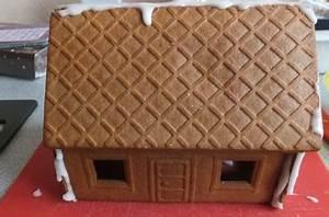 Zuckerguss Für Lebkuchenhaus : knusperhaus f r weihnachten bastelset von ikea ~ Lizthompson.info Haus und Dekorationen