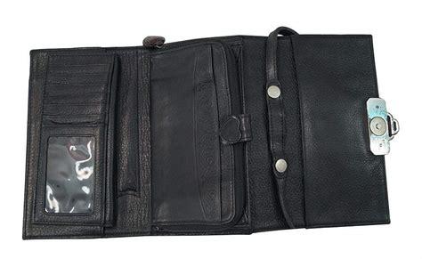brighton leather organizer crossbody purse wallet final call