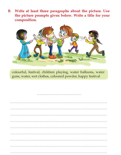 writing skill grade 3 picture composition 8 english