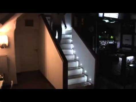 eclairage progressif automatique d escalier