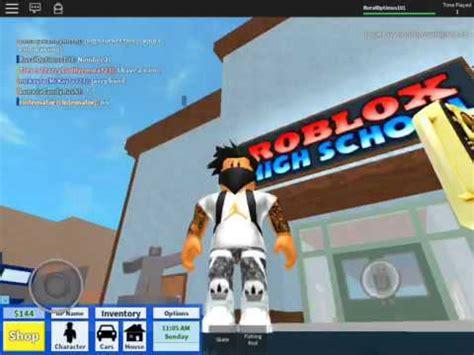 roblox highschool boy codes codes  discription youtube