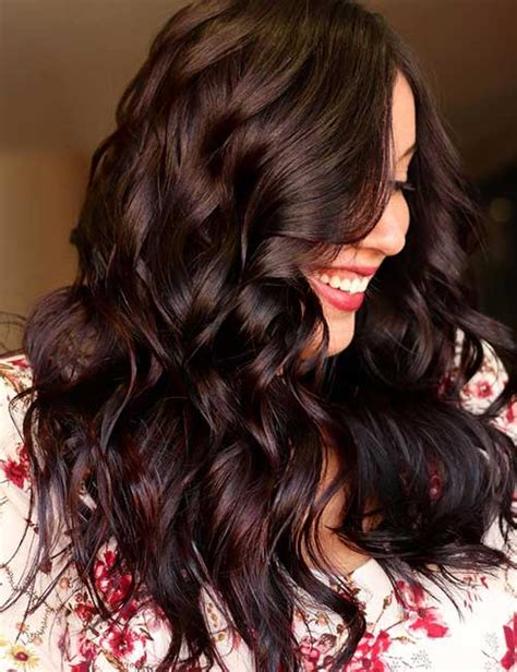 Hair Color Brown Shades by Shades Of Brown Hair Color Which One Is For You